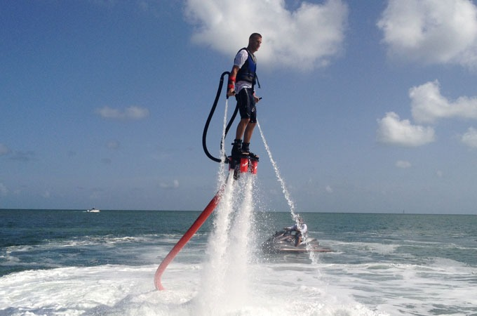 Flyboard Myrtle Beach The Best Beaches In World